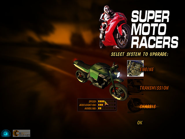 Super Moto Racers Screenshot 3