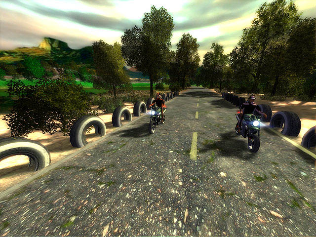 Super Moto Racers Screenshot 4