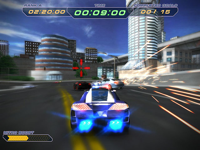 Super Police Racing Screenshot 3