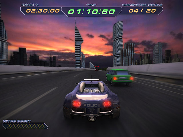 Super Police Racing screenshot
