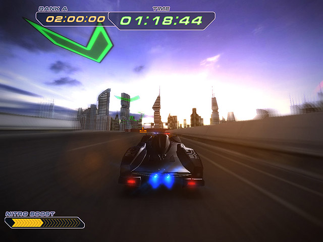 Super Police Racing Screenshot 5