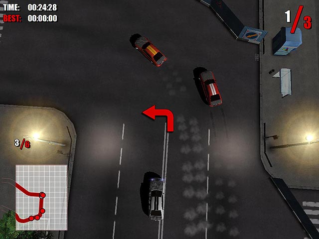 Street Racer Screenshot 1