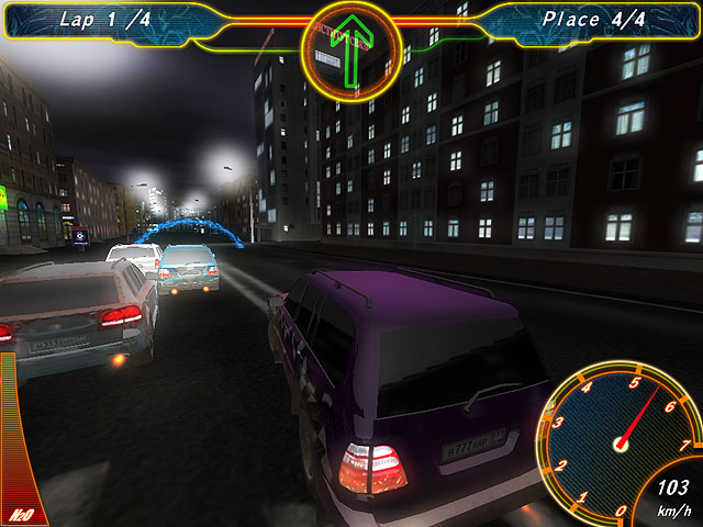 Click to view Street Racing 4x4 1.93 screenshot