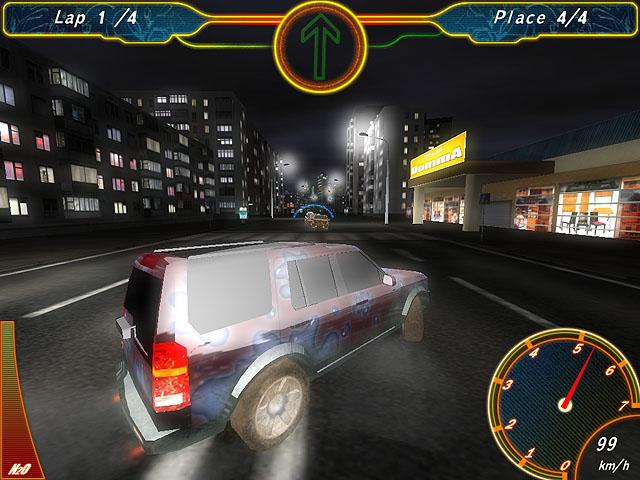 Street Racing 4x4 Screenshot 4
