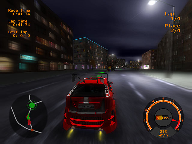 Street Racing Club full screenshot