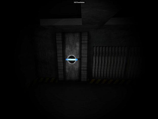 Car Staring Game >> Slender Space Free Game Screenshot 2