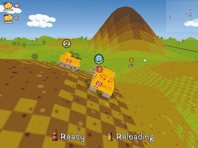 Sunny Tanks Screenshot 1