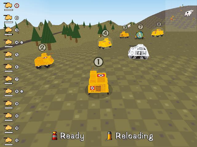 Sunny Tanks Screenshot 4