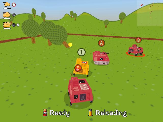 Sunny Tanks Screenshot 5