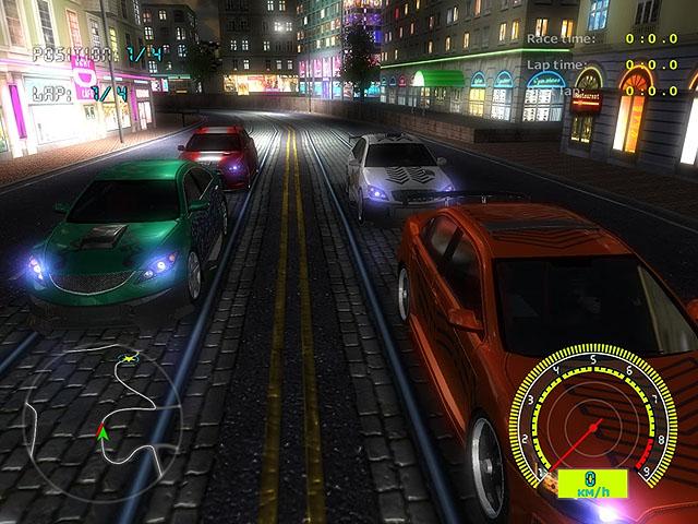 Street Racing Stars Screenshot 1