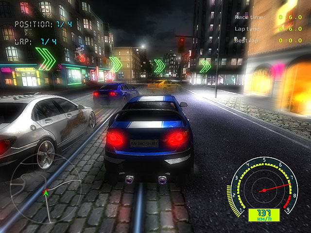 Street Racing Stars Screenshot 2