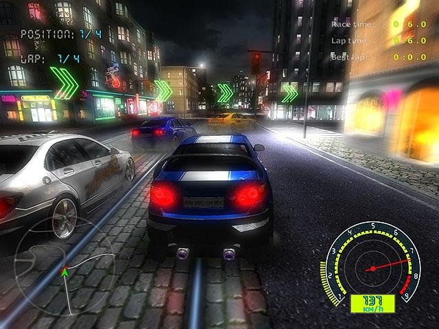 Street Racing Stars Screenshot 2