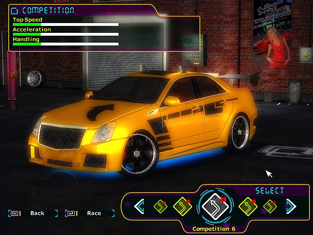 Street Racing Stars Screenshot 3