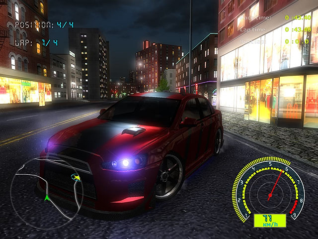 Street Racing Stars Screenshot 5
