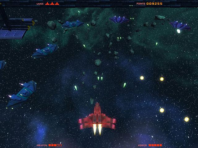 Uzay Gemisi Savas Oyunlari Yonetilen Bilgisayarlar