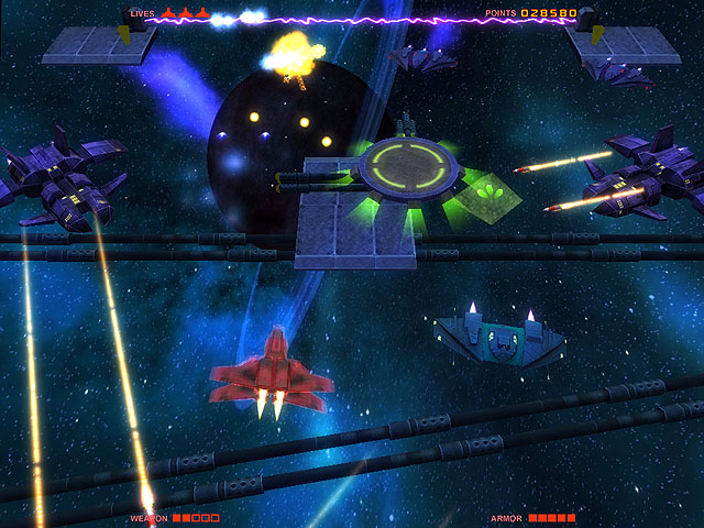 Star Warship screen shot