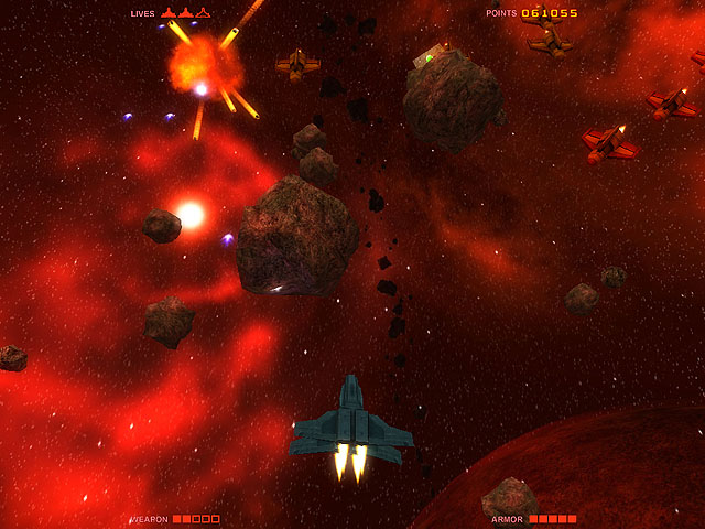 Star Warship Screenshot 3