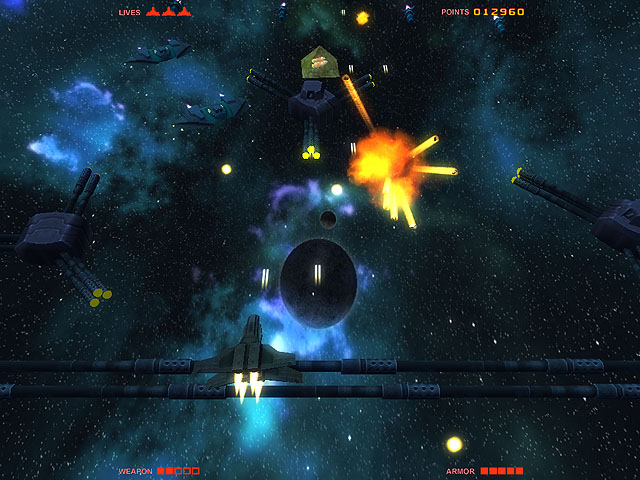 Star Warship Screenshot 4