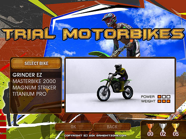 Trial Motorbikes Screenshot 3