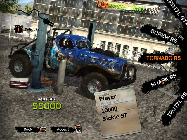 Turbo Rally Racing Screenshot 2