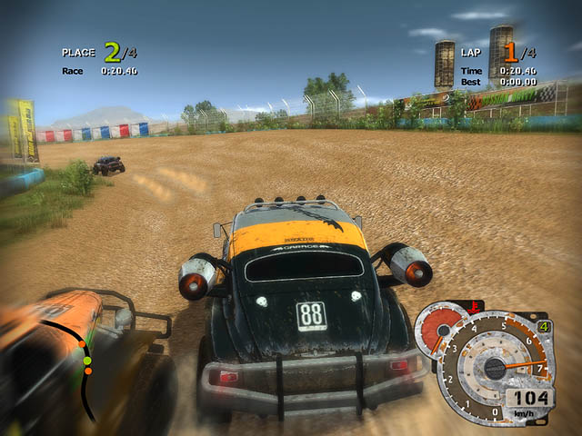 Turbo Rally Racing Screenshot 5