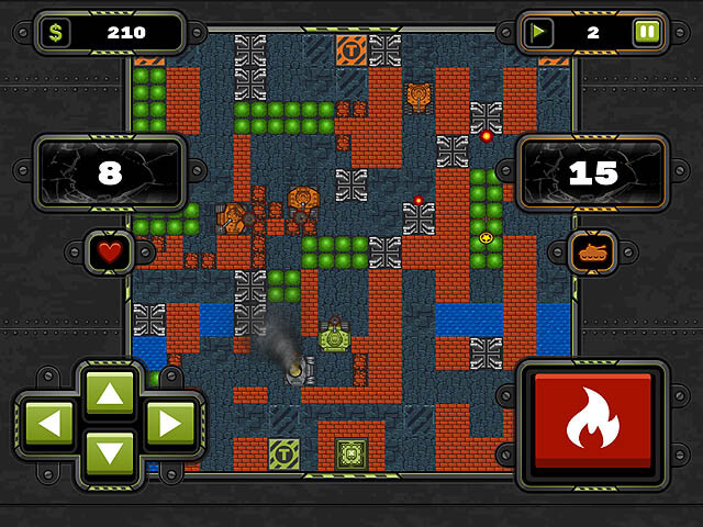 Tank Wars Screenshot 3
