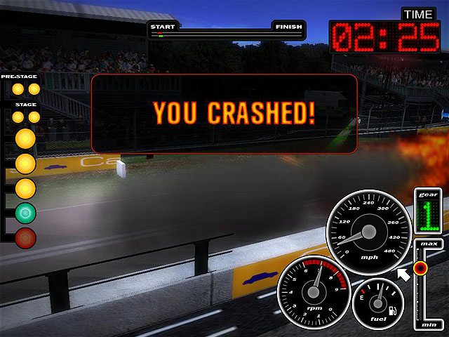 Ultra Drag Racing screenshot