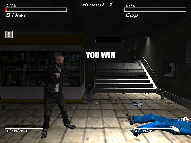Underground Fight Club Screenshot 3
