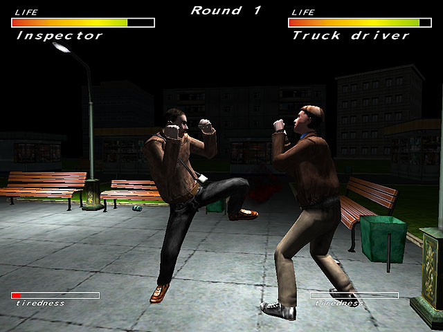 Underground Fight Club Screenshot 5