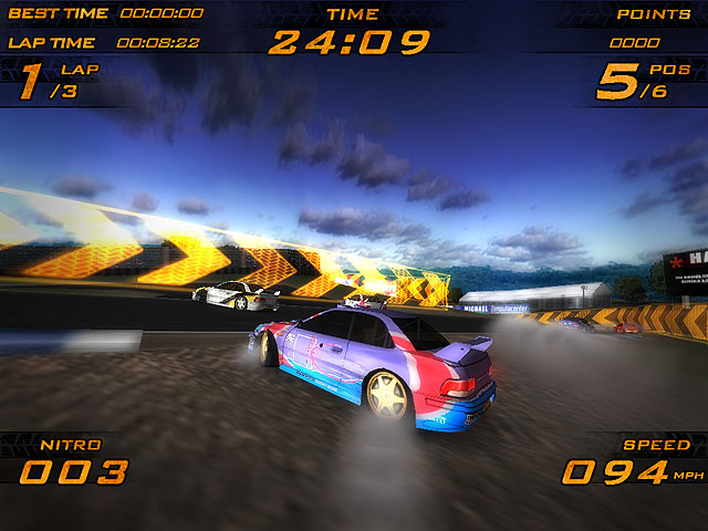 Ultra Nitro Racers Screenshot 3