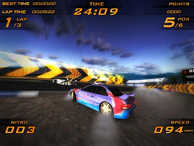 Click to view Ultra Nitro Racers 1.16 screenshot