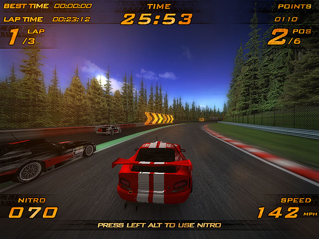 Ultra Nitro Racers Screenshot 4
