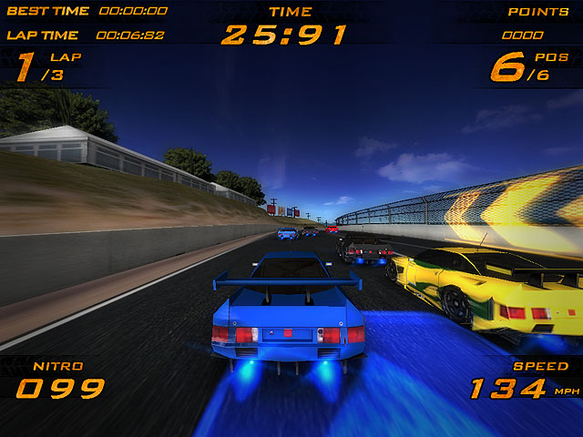 Ultra Nitro Racers Screenshot 5