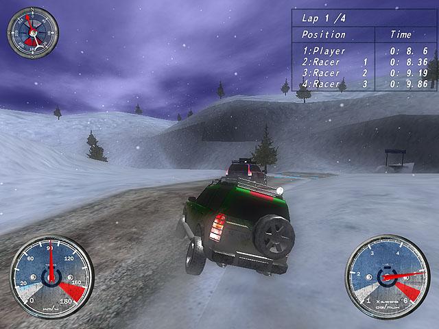 Winter Extreme Racers Screenshot 4