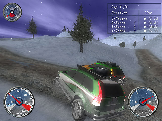 Winter Extreme Racers Screenshot 5