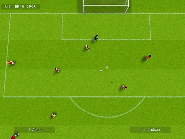 World Wide Soccer Screenshot 3