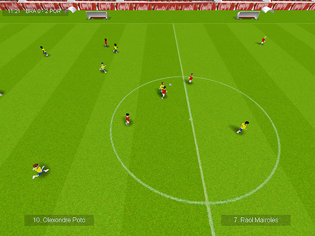 World Wide Soccer Screenshot 4