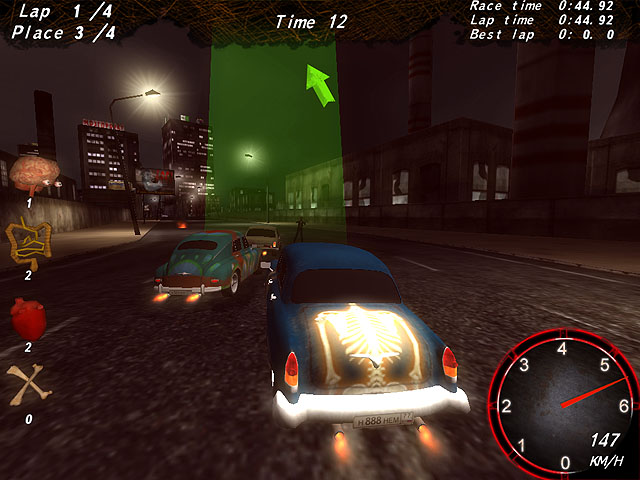Zombie Apocalypse Racing Screenshot 4