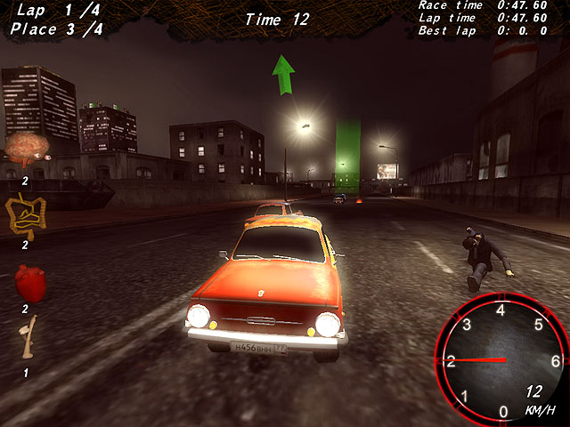 Zombie Apocalypse Racing Screenshot 5