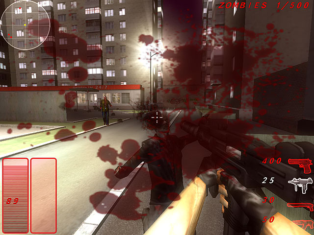Zombie Apocalypse Shooter Screenshot 3