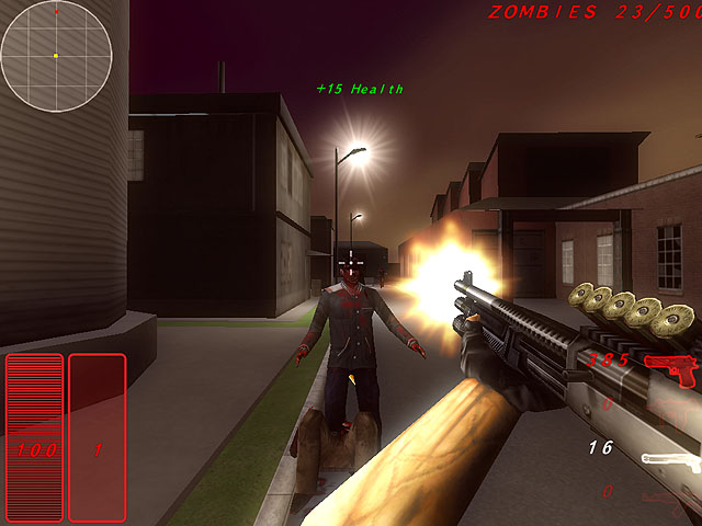 Zombie Apocalypse Shooter Screenshot 5