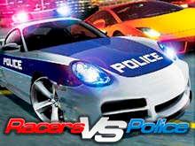 Стритрейсеры против Полиции