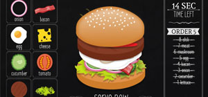 Burger Maker Screenshot