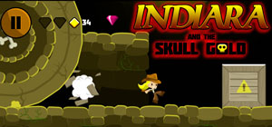 Indiara and The Skull Gold Screenshot