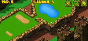 Mini Golf World Screenshot