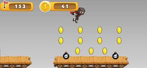 Ninja Run Screenshot