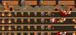 Prehistoric Warfare Screenshot