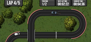 Slot Car Challenge Screenshot