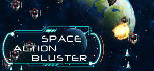 Space Action Bluster Screenshot