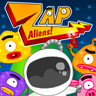 Zap Aliens - Play this game in browser!